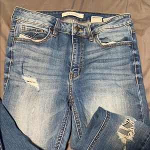 EUNINA Distressed Jeans (basically new)